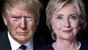 World > Hillary Clinton vs Donald Trump in the US Presidential Election 2016